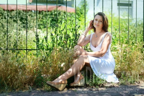 Tanya from Cherkasy 44 years - independent woman. My small public photo.