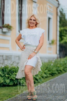 Oksana from Lutsk 44 years - cat's-paw. My small public photo.