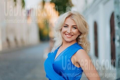 Oksana from Lutsk 44 years - good mood. My small public photo.
