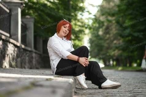 Svitlana 50 years - girl for marriage. My small public photo.