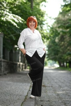 Svitlana 50 years - girl for dating. My small public photo.