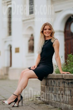 Katy from Lutsk 19 years - future wife. My small public photo.