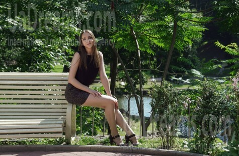 Irina from Lviv 23 years - Kind-hearted woman. My small public photo.