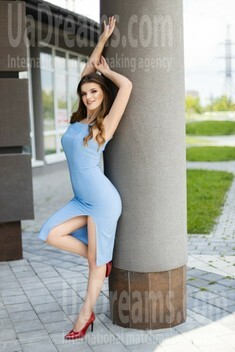 Marta from Ivano-Frankovsk 20 years - Warm-hearted girl. My small public photo.