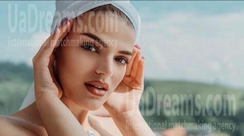 Marta from Ivano-Frankovsk 21 years - searching life partner. My small public photo.