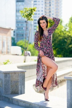 Iryna from Cherkasy 25 years - search for love. My small public photo.