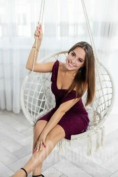 Nastia from Ivano-Frankovsk 23 years - eyes with love. My small public photo.