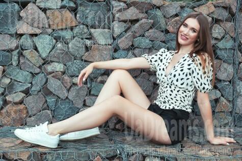 Aliona from Kiev 21 years - natural beauty. My small public photo.