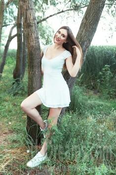 Aliona from Kiev 21 years - creative image. My small public photo.