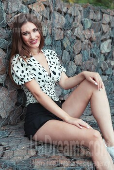 Aliona from Kiev 21 years - intelligent lady. My small public photo.
