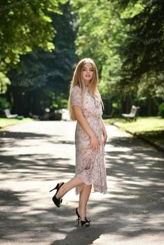 Anastasia Rovno 25 y.o. - intelligent lady - small public photo.
