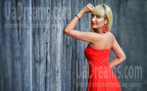 Tanya from Zaporozhye 41 years - creative image. My small public photo.
