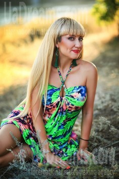 Tanya from Zaporozhye 41 years - charm and softness. My small public photo.