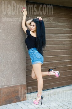 Viktoria from Ivano-Frankovsk 24 years - bride for you. My small public photo.