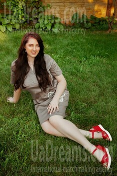 Olga from Dnipro 22 years - search for love. My small public photo.