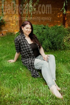 Olga from Dnipro 22 years - photo session. My small public photo.