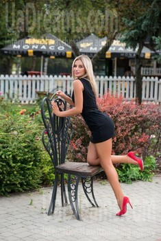 Olya from Cherkasy 26 years - nice fiancee. My small public photo.