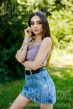 Vira from Ivano-Frankovsk 21 years - searching life partner. My small public photo.