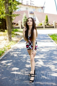 Vira from Ivano-Frankovsk 21 years - looking for relationship. My small public photo.