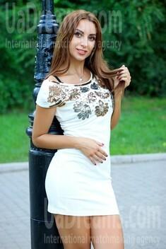 Jenechka from Zaporozhye 32 years - bride for you. My small public photo.