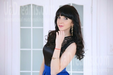 Darya from Dnipro 30 years - want to be loved. My small public photo.