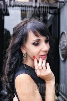 Darya from Dnipro 30 years - seeking soulmate. My small public photo.