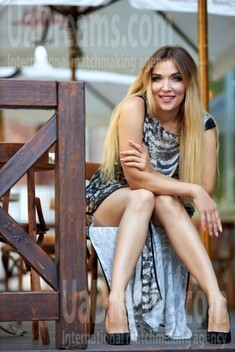 Anna from Kremenchug 29 years - ukrainian girl. My small public photo.