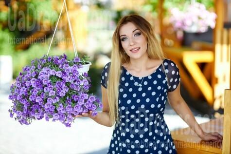 Anna from Kremenchug 29 years - ukrainian woman. My small public photo.