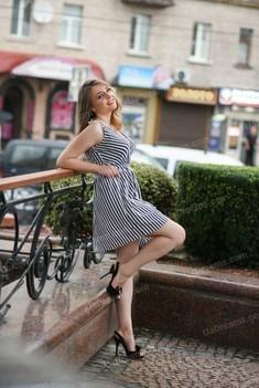 Natalie 22 years - favorite dress. My small public photo.