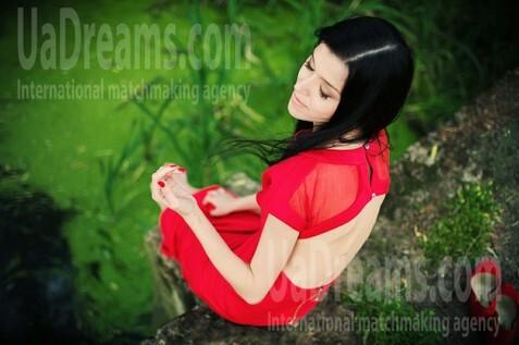 Nadia Rovno 34 y.o. - intelligent lady - small public photo.