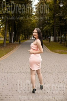 Katy from Ivano-Frankovsk 25 years - girl for marriage. My small public photo.