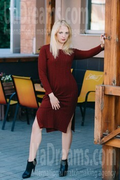 Dana from Cherkasy 40 years - nice fiancee. My small public photo.