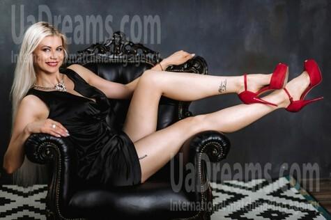Aleksandra from Poltava 33 years - kind russian girl. My small public photo.