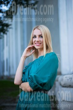 Halyna from Lutsk 38 years - girl for marriage. My small public photo.