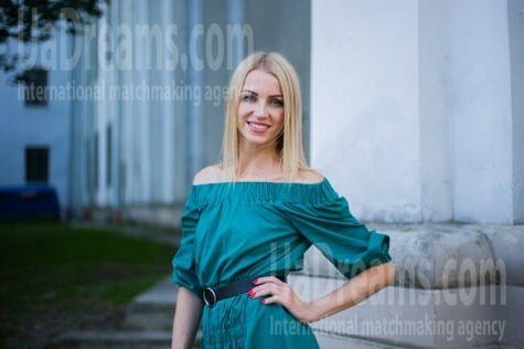 Halyna from Lutsk 38 years - future wife. My small public photo.