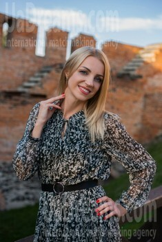 Halyna from Lutsk 38 years - future bride. My small public photo.