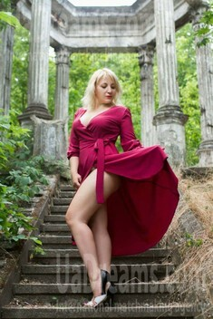 Helen from Zaporozhye 41 years - waiting for husband. My small public photo.