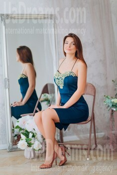 Alina from Lutsk 24 years - it's me. My small public photo.