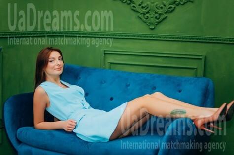 Alina from Lutsk 24 years - good mood. My small public photo.