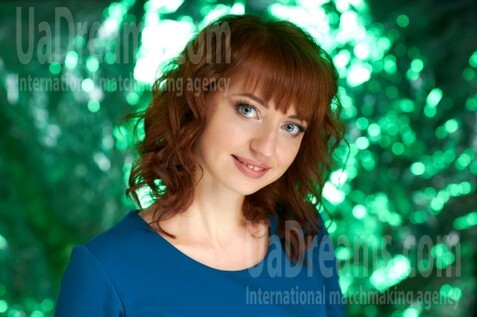 Alina Kremenchug 31 y.o. - intelligent lady - small public photo.
