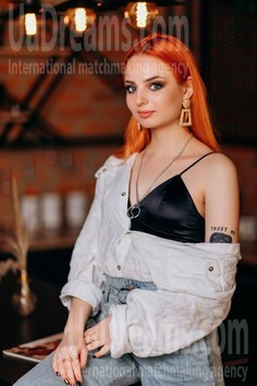 Yanina Poltava 20 y.o. - intelligent lady - small public photo.