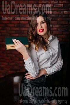 Alena Dnipro 26 y.o. - intelligent lady - small public photo.
