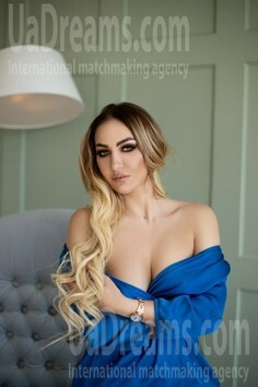 Olga Zaporozhye 31 y.o. - intelligent lady - small public photo.