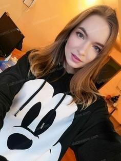 Marisha Cherkasy 25 y.o. - intelligent lady - small public photo.