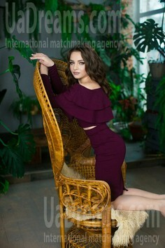Yana Sumy 20 y.o. - intelligent lady - small public photo.