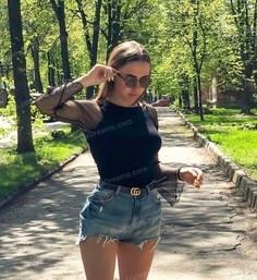 Tanya Sumy 22 y.o. - intelligent lady - small public photo.