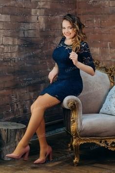 Alina Lutsk 20 y.o. - intelligent lady - small public photo.