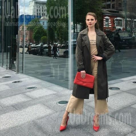 Ira Kiev 24 y.o. - intelligent lady - small public photo.