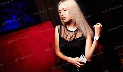 Tanya Kiev 24 y.o. - intelligent lady - small public photo.