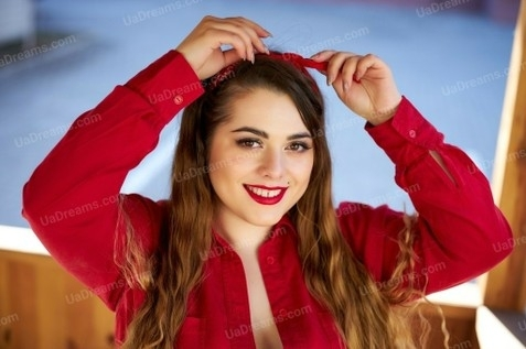 Nataly Kremenchug 27 y.o. - intelligent lady - small public photo.